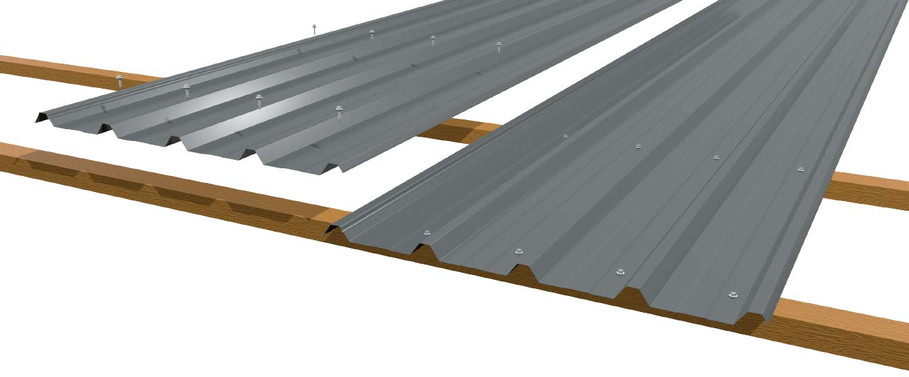 cladding-roofing-sheeting-walling-five-rib-laying-wall