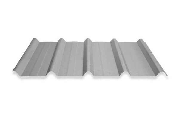 Grey color Colorbond five rib roofing sheets