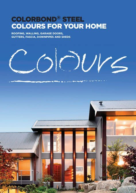 Colorbond® steel color brochure