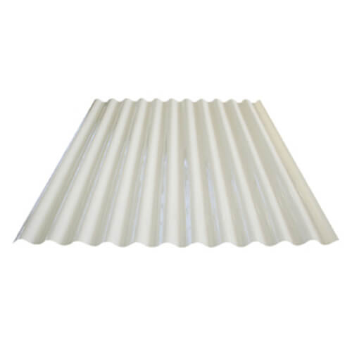Cream Polycarbonate