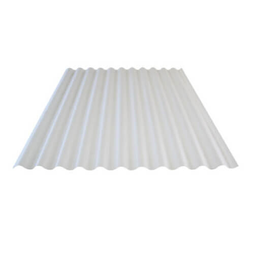 Frosted Clear Polycarbonate
