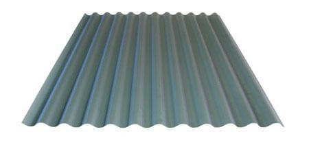 Frosted Grey Polycarbonate