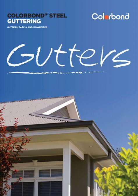 Colorbond® steel gutters brochure