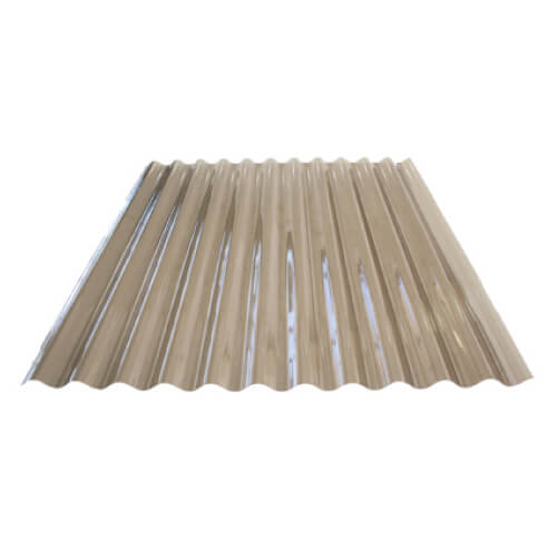 Light Bronze Polycarbonate