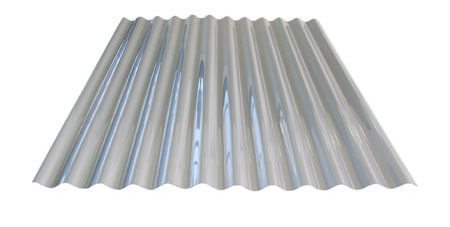 Silver Mist Polycarbonate