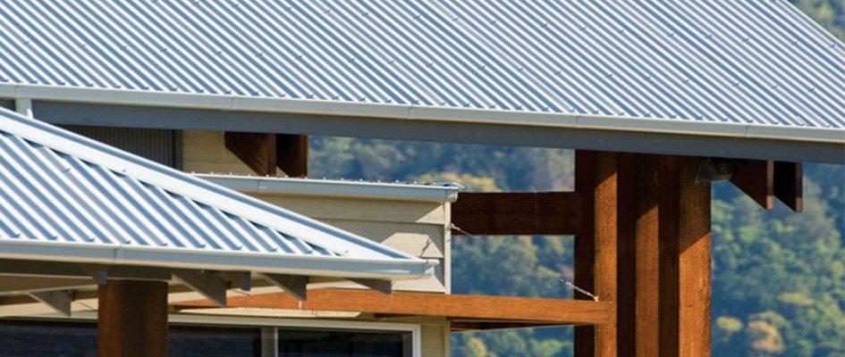 Colorbond Sheet Metal Roof