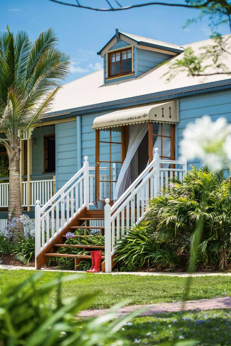 The Queenslander: The Perfect Roofing and Walling Accessories for ...
