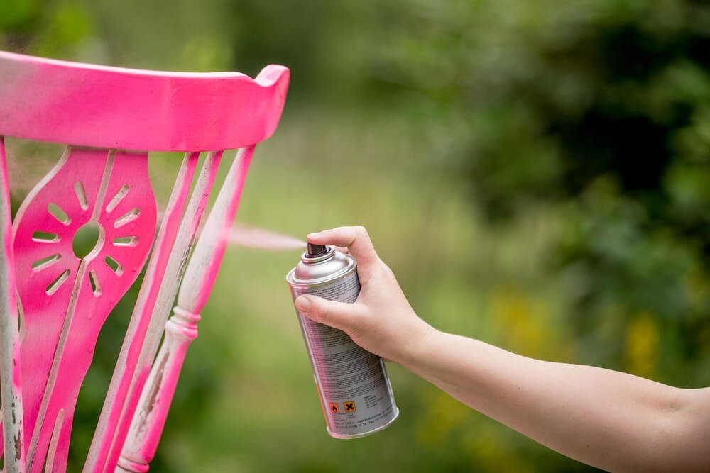DIY project for patio decorating