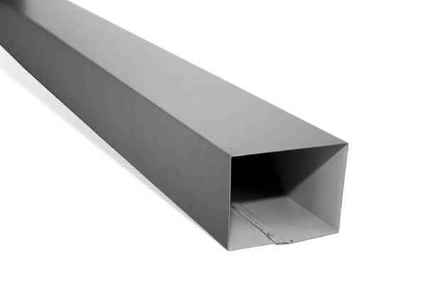 Metal Rectangle Downpipes