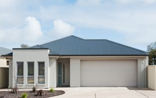 blue colorbond roof brisbane