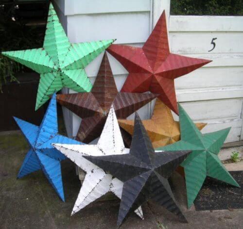 Sheet Metal Christmas Ornaments Roofing Brisbane Qsm