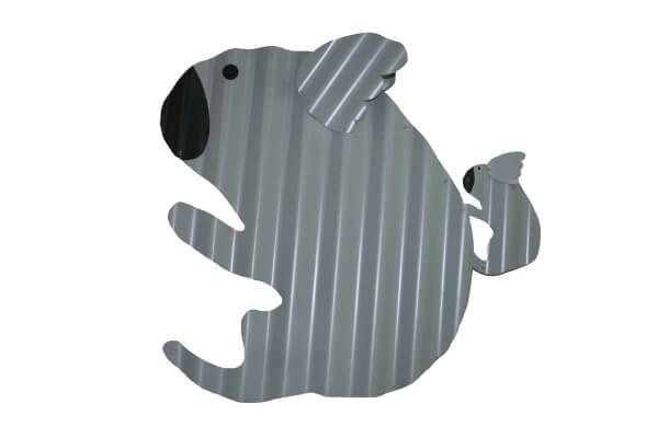 Colorbond Steel Animals
