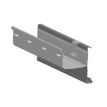 150 hi-flow gutter overflow solution