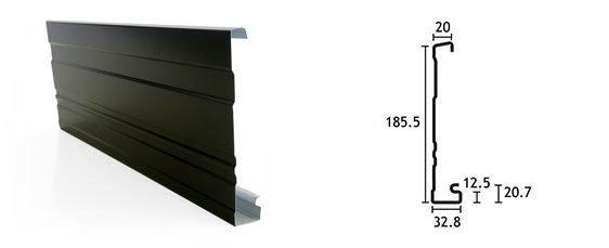 Metal fascia from Queensland sheet metal