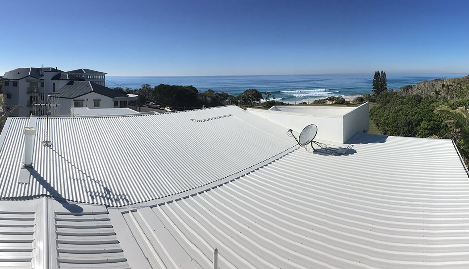 Magnaflow™ metal roofing