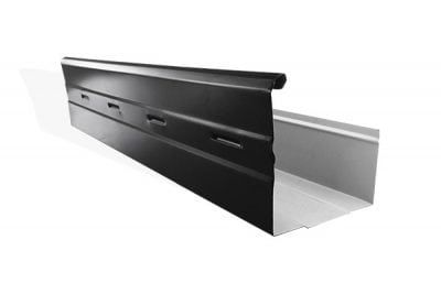115 square-line gutters from Queensland sheet metal