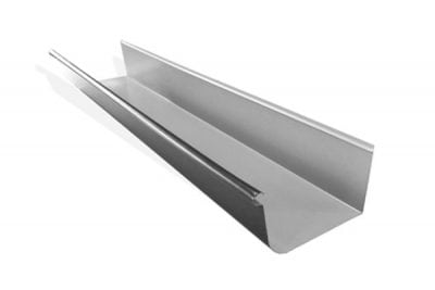 Colorbond®, Zincalume® and galvanised 175 quad gutter range from Queensland sheet metal