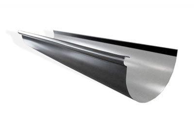 Half round Spanish-style curved gutter