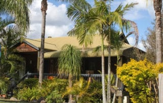 A rustic Queensland house