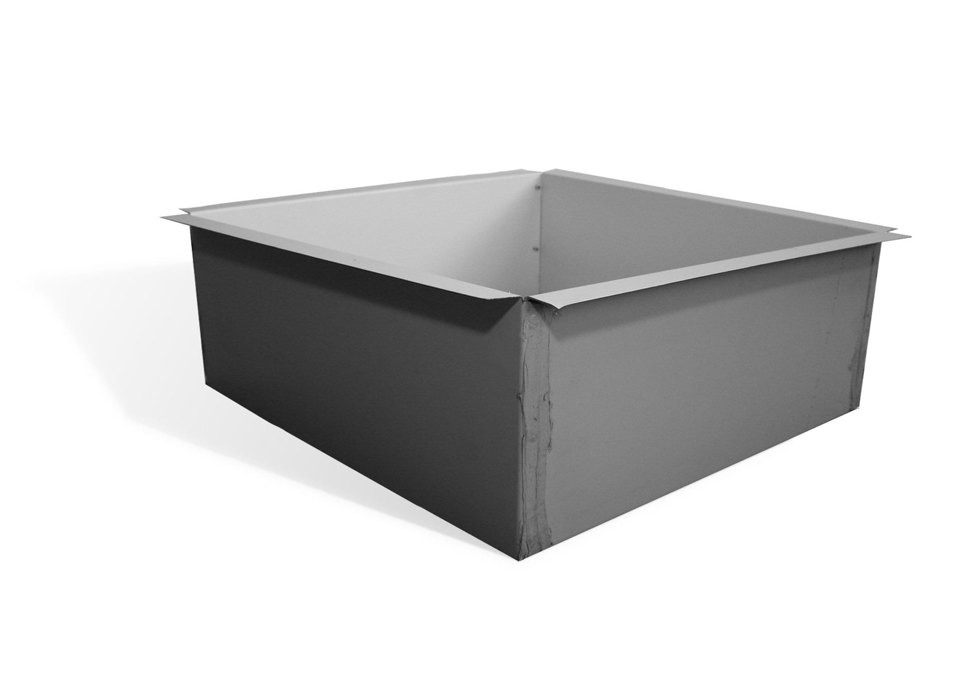 Flat bottom and tapered bottom sumps from Queensland sheet metal