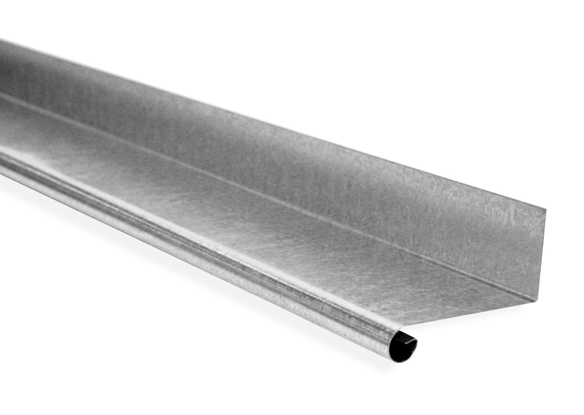 Standard galvanised window flashings from Queensland sheet metal