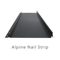 Alpine Nail Strip Architectural Cladding